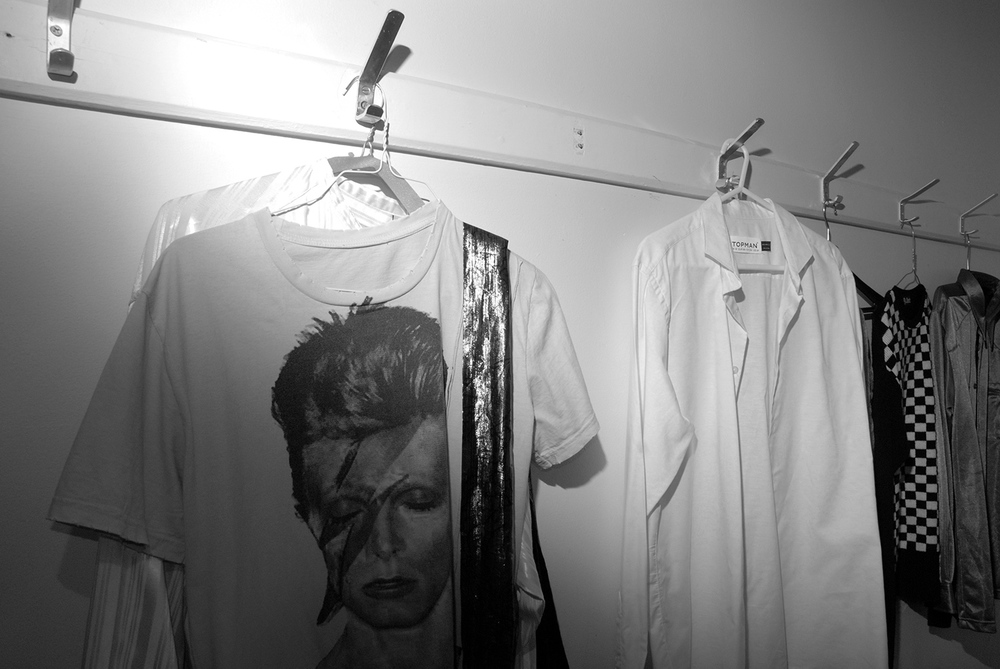Backstage with Absolute Bowie