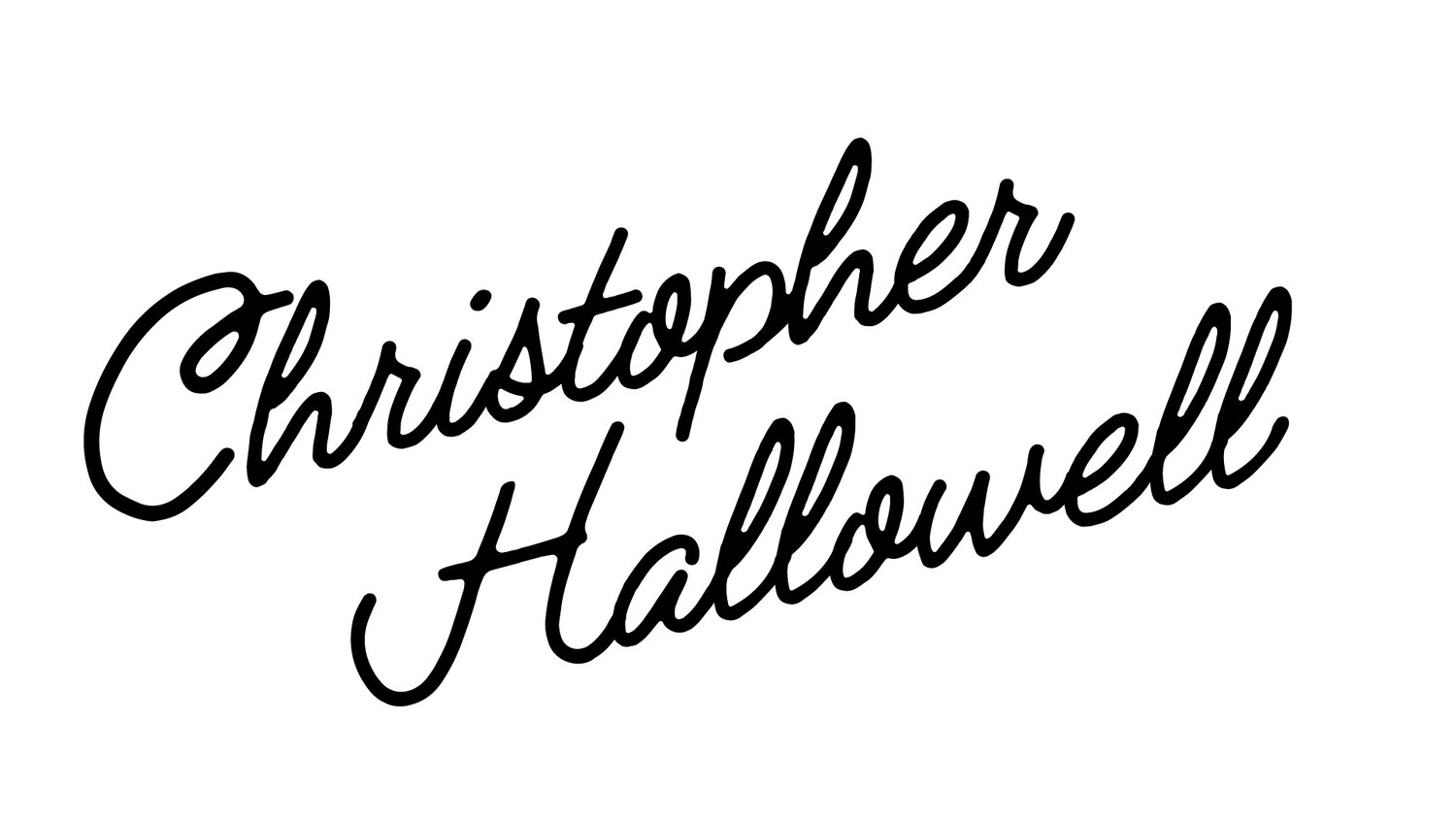 Christopher Hallowell