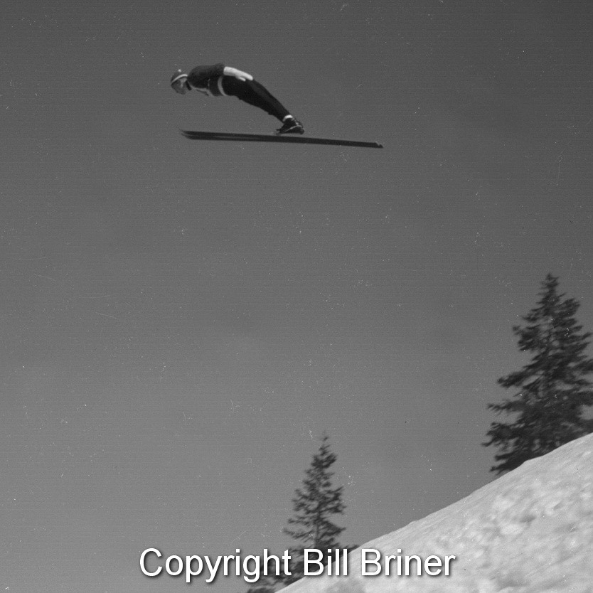 USA Ski Jumper