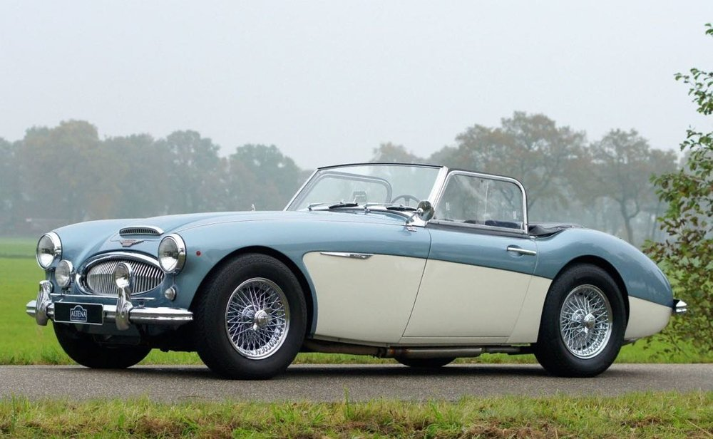 9 Tips for Buying a Classic British Car — Steve\'s British Car