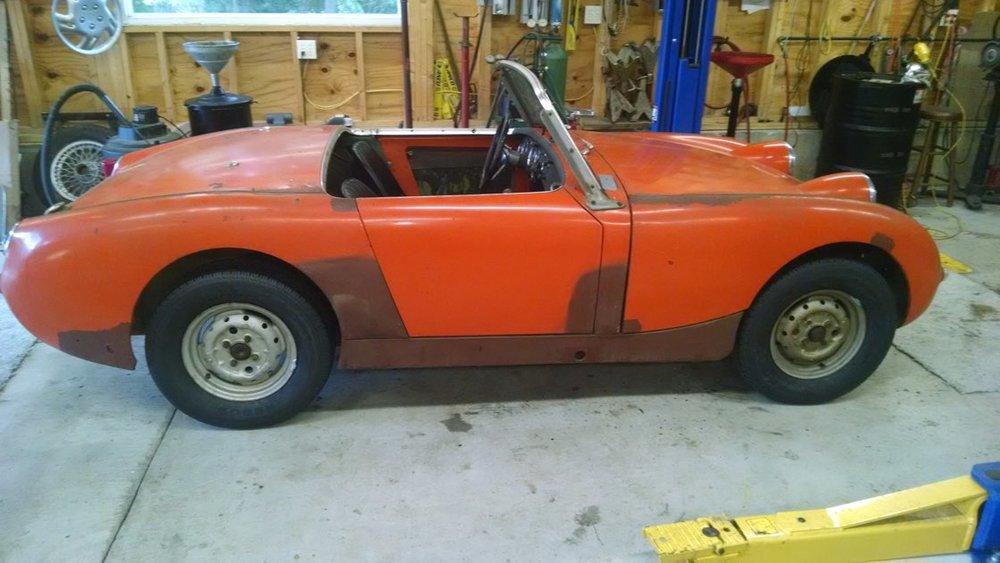 Blog — Steve\'s British Car
