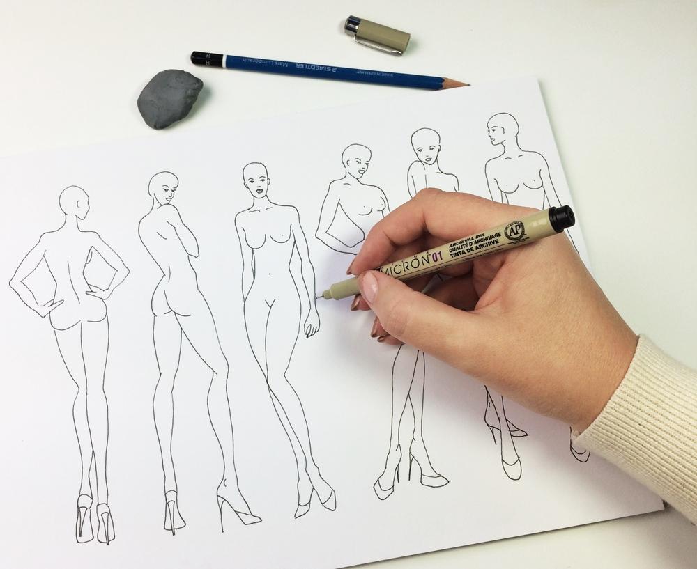 SketchingCroquis