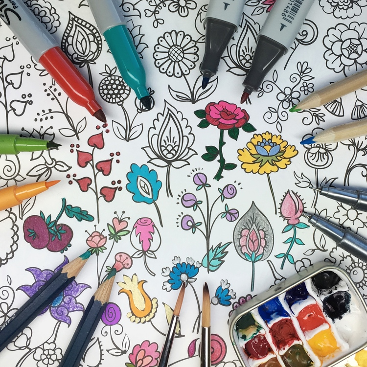 The 16 Best (and Worst) Coloring Tools — Brown Paper Bunny Studio