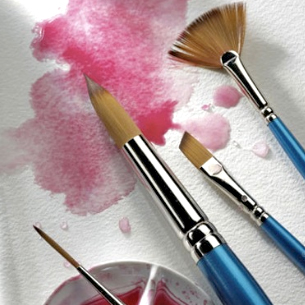 Winsor & Newton Watercolor Brushes