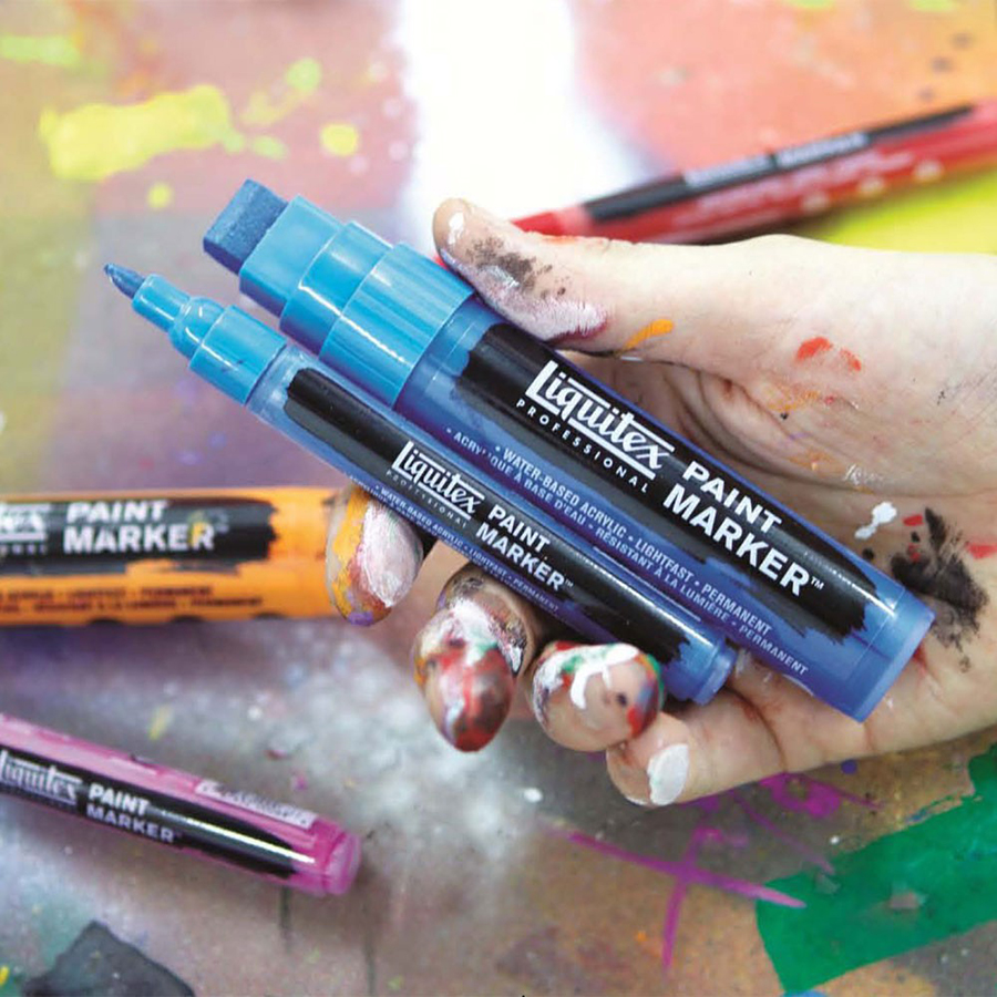 Liquetex Paint Markers
