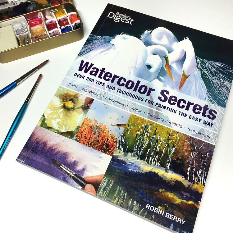Book: Watercolor Secrets