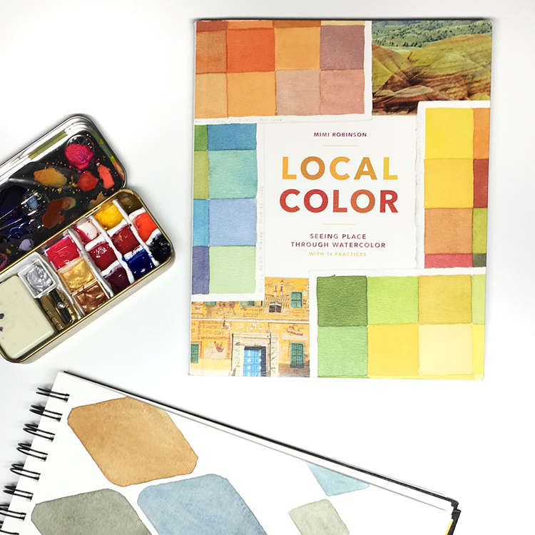 Book: Local Color