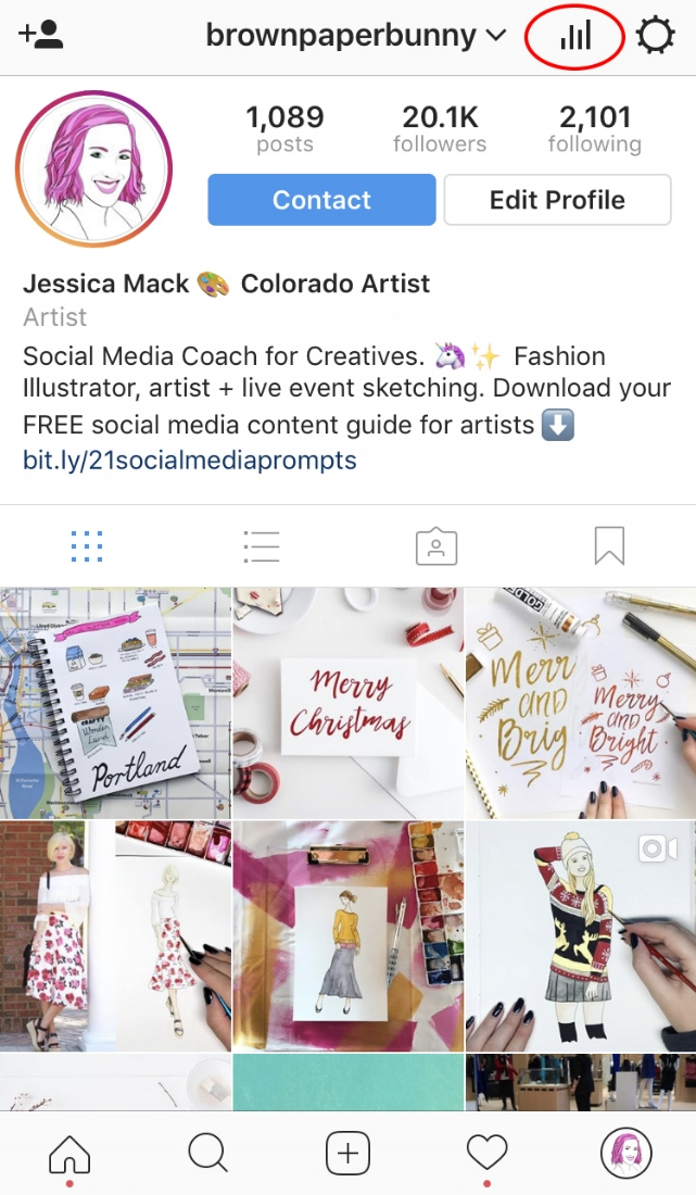 Best Nine 2016 Instagram Business Account