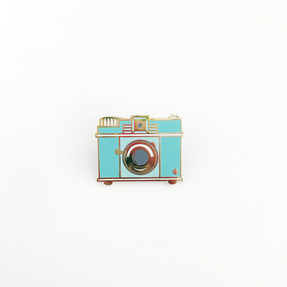 Retro Camera Enamel Pin.jpg