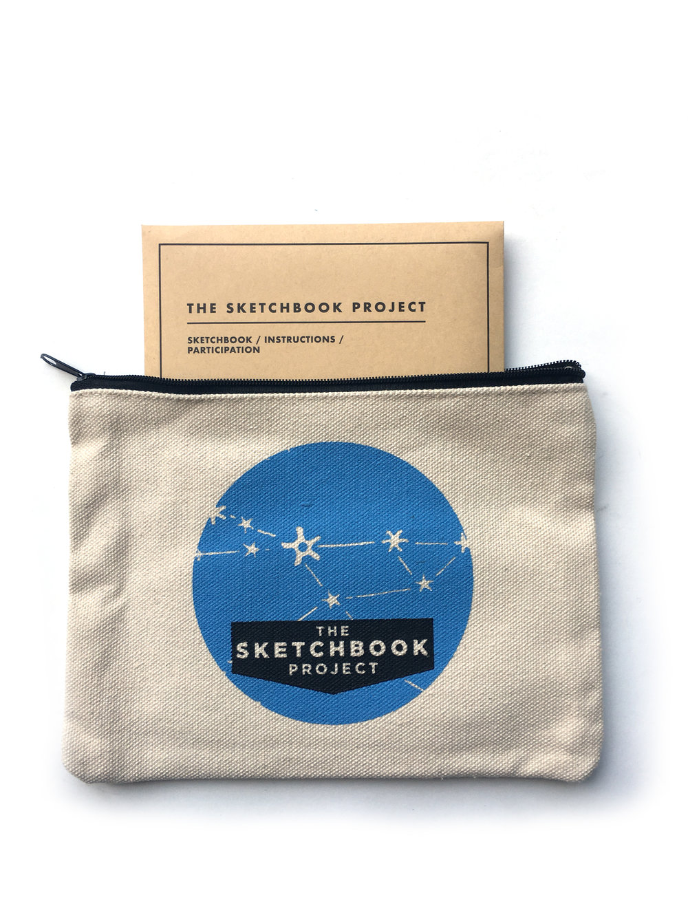Sketchbook Project Starter Kit