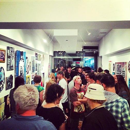 Exhibition!