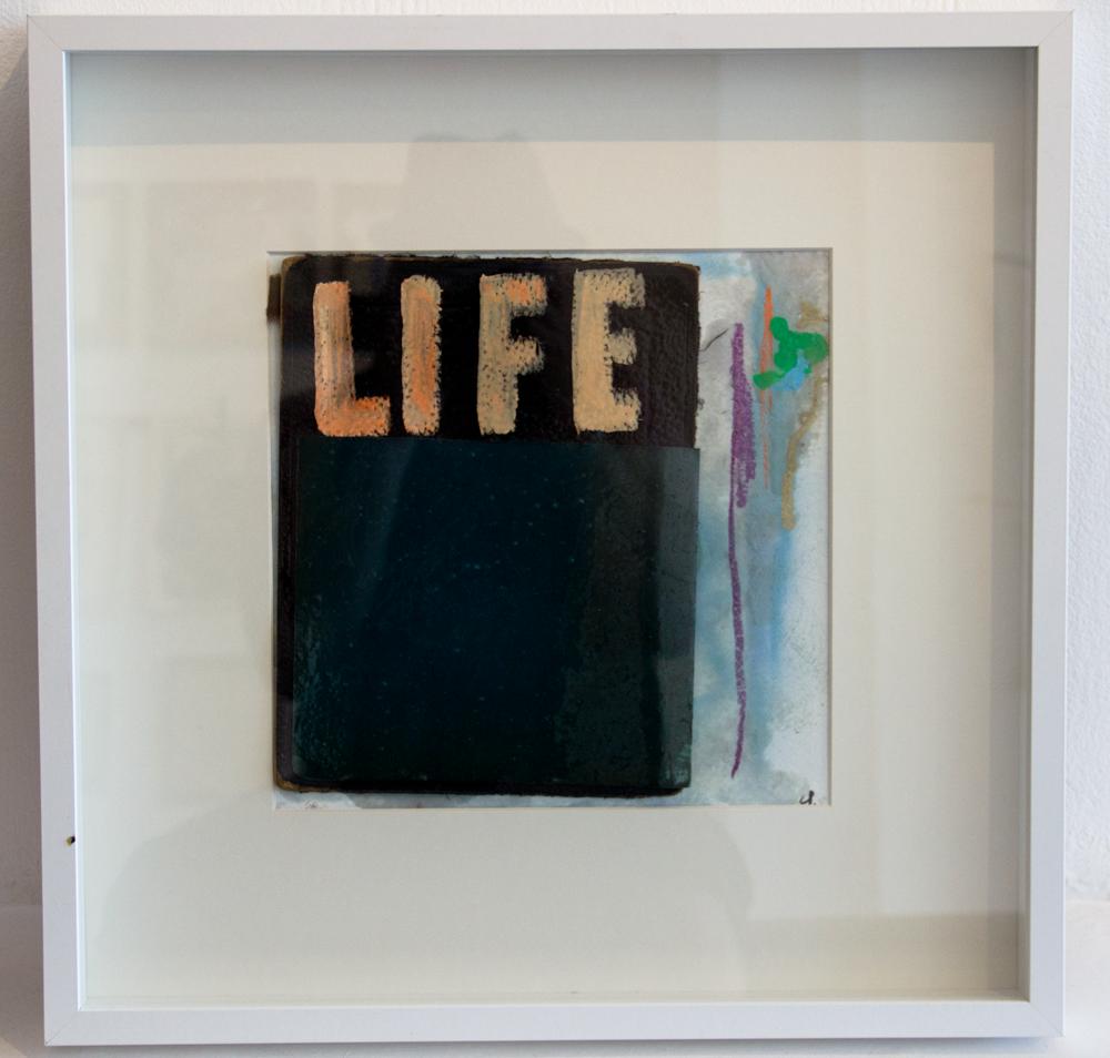 "GIANNI ARONE ""LIFE 1"" ORIGINAL $250.00"