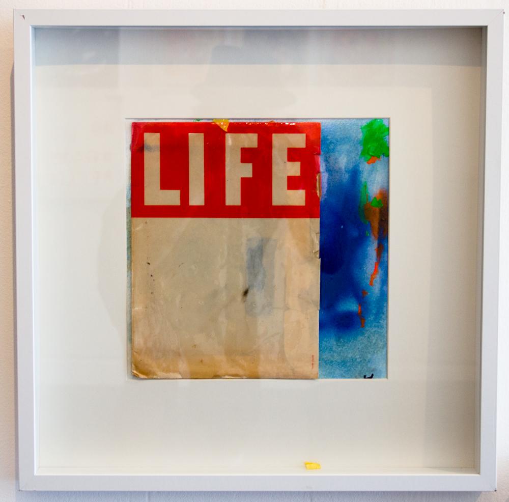 "GIANNI ARONE ""LIFE 2"" ORIGINAL $250.00"