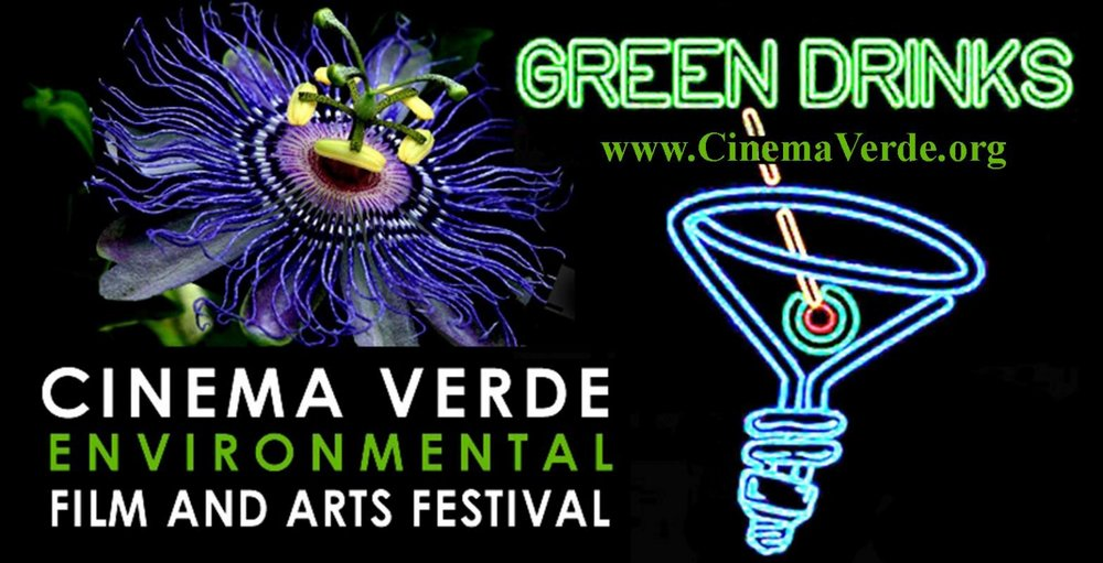 CINEMA VERDE MEETS GREEN DRINKS Season Kick-Off Come socialize with your green friends and check out Gainesville's newest brewery! September 21, 2017, 5:30 - 7:30 pm Cypress & Grove Brewing Company 1001 NW 4th St, Gainesville, FL 32601