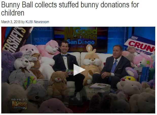 KUSI_Good_Morning_San_Diego_promotion_of_the_2018_Bunny_Ball_in_San_Diego