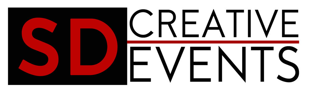 SAN DIEGO Creative Events LOGO