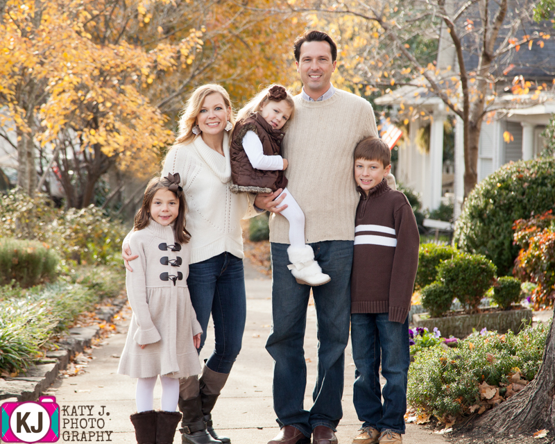 Fall Family Session Outfit 2