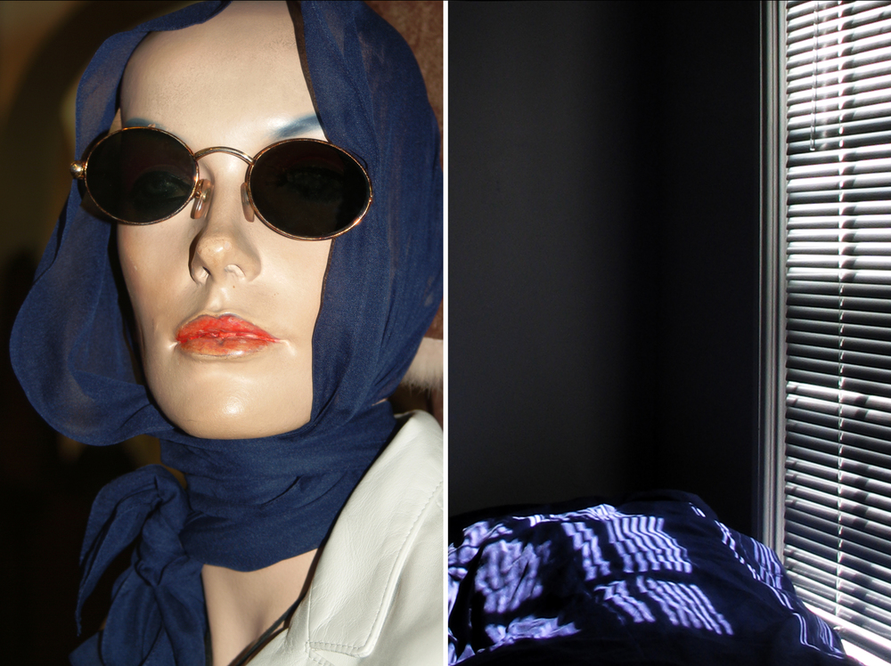Diptych 9 blue scarf and bed.jpg