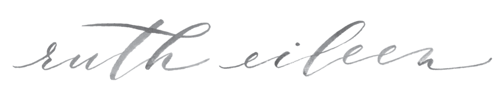 Ruth Eileen Logo Design