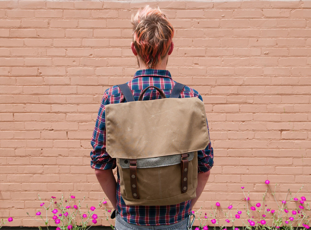 The Tall Boy Backpack