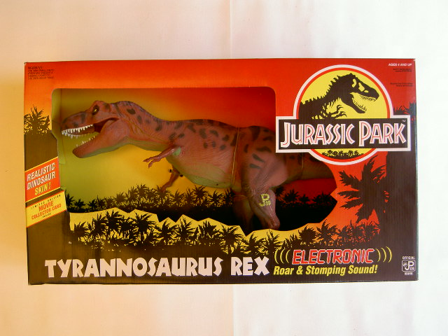 These were great. I was especially fond of the baby T-Rex. The rubbery skin was genius. There is a serious lack of good Dinosaur action figures right now. I'd buy the shit out of 1:18 scale Dinos with great sculpts and decent articulation.    robotsvszombies :     Who remembers this? Where can I get one? Does anyone still have one they want to give me?