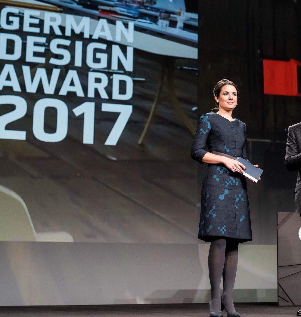 Moderation des German Design Award 2017
