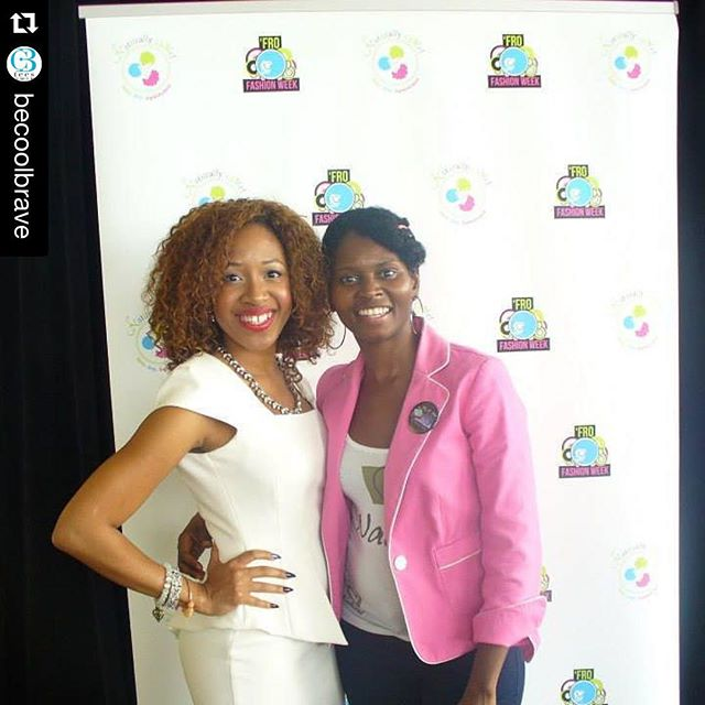 #Repost @becoolbrave with @repostapp. ・・・ @mattieandchris @mattieologie Hi Mattie & Chris. My name is Tish and I AM HERE. I AM a Christ -lover and follower who is a visionary, thinker, and aspiring entrepreneur--working on the launch  of an online  statement Tee Boutique called Cool Brave Statements (in market test mode now). The world should know that  I have challenging,  hopeful, & motivating messages  from God about certain ills in our society. Some of those messages are on my Tees &Totes. So get ready world. #1of100k  Fun Fact:  I met Mattie after her Fro Fashion Week Fall 2012 keynote.  I live in ATL, also. Been following since then...you inspire because you are Cool & Brave. God bless your family. ☺