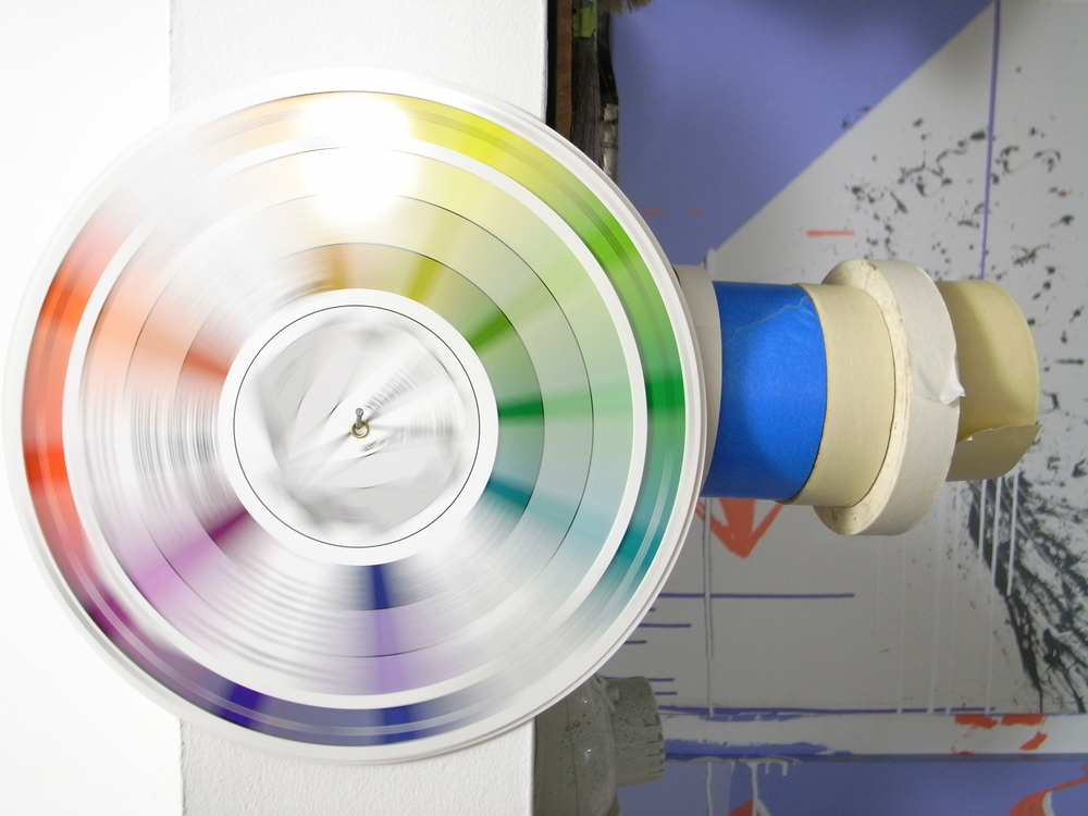 Colorwheel Photo by Dustin Klein