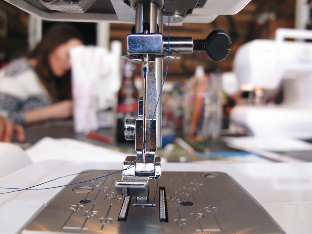 learn to use your sewing machine machine 101
