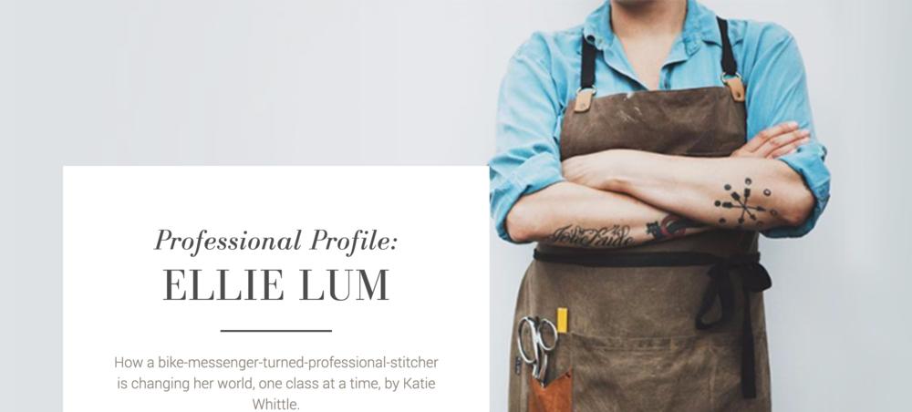 Seamwork Magazine Klum House