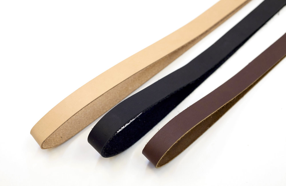 Leather Strap Colors
