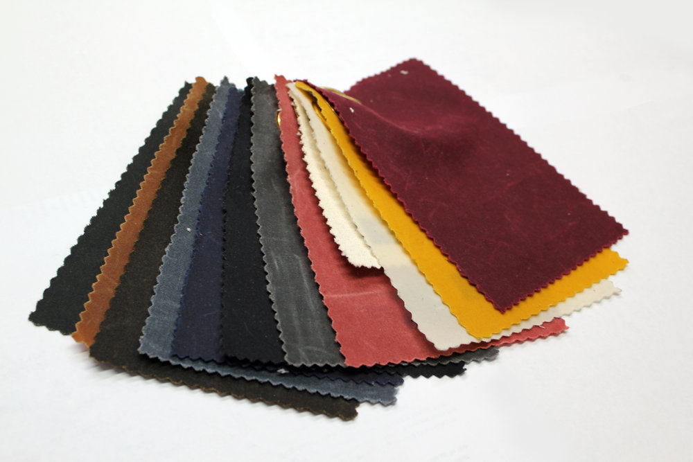waxed canvas samples.jpg