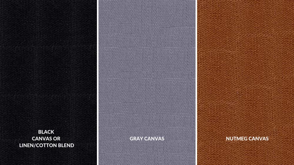 Exterior Fabric Choices