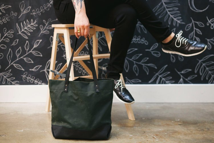 - The Portsmith Tote