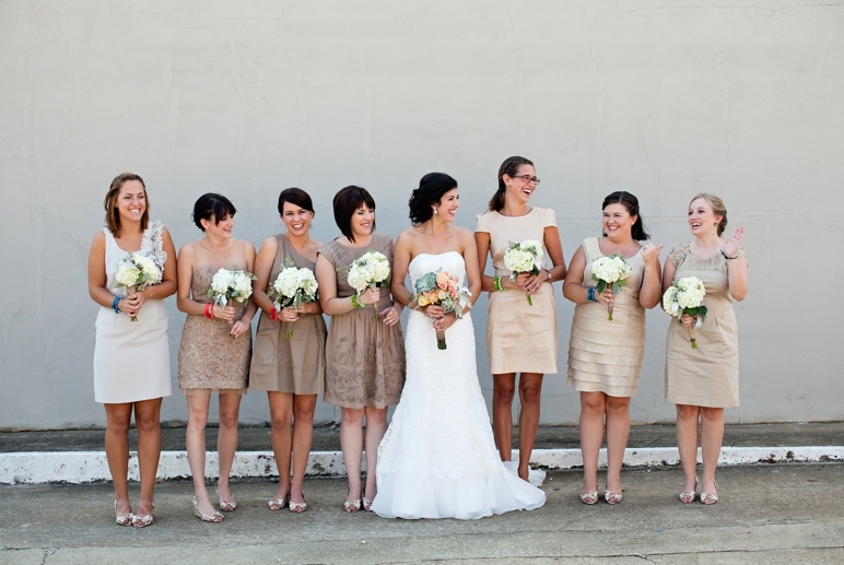 Creme de le Chic Events, Kelly Lane Photography, Atlanta GA  #cremedelechic #atlantawedding #neutralwedding