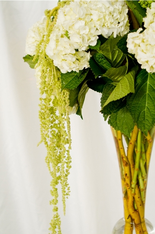 Creme de le Chic Events, Angela Wilson Photography, Atlanta GA  #cremedelechic #atlantawedding #hydrangea