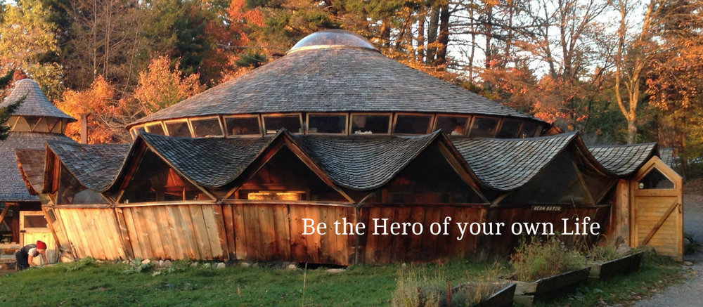 "Hero's Journey Foundation - ""We provide experiential learning opportunities through the hero's journey myth as a vehicle for human development and transformation. We support individuals and groups in the pursuit and awakening of their own unrealized potential."""