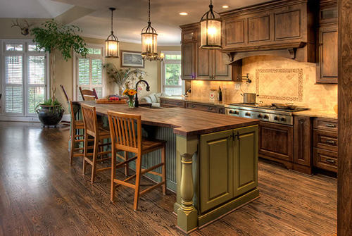 country kitchen remodeling ideas trend with picture of - Country Kitchen Remodel Ideas