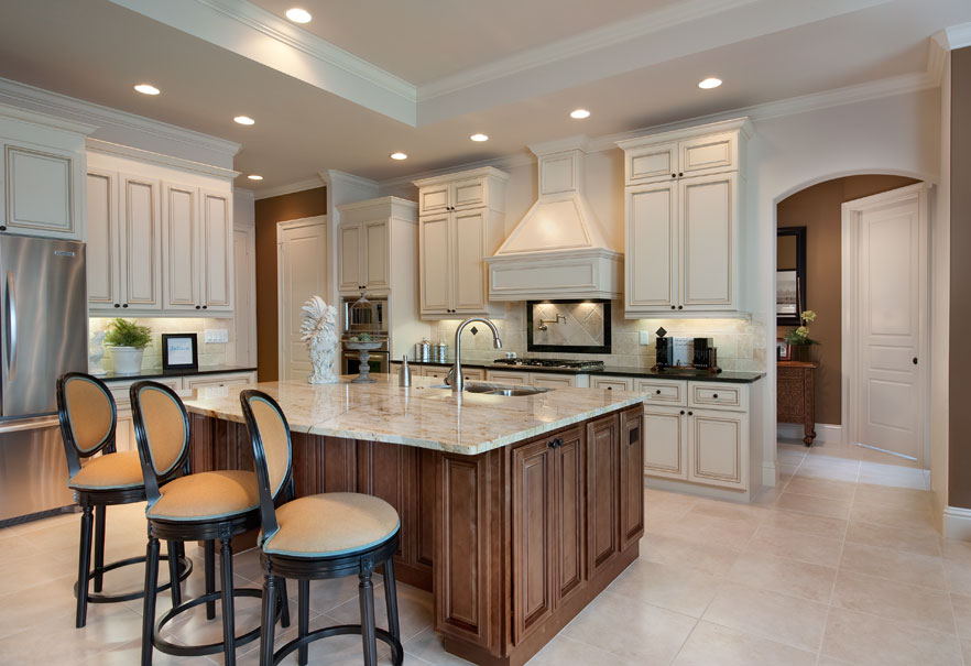 Kitchen Design & Remodeling — STK Construction