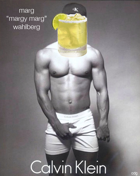 mark wahlberg margarita