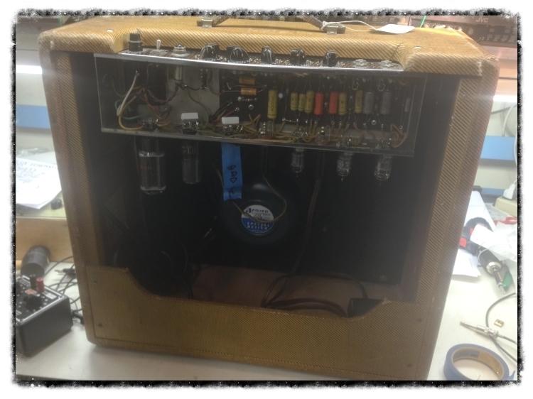 Amplifier Repair Service