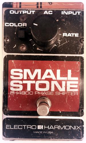 1970's Electro Harmonix Small Stone Phase Shifter