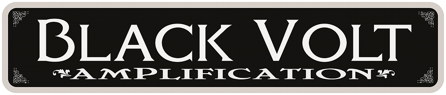 BLACK VOLT AMPLIFICATION Amp Sales & Repair