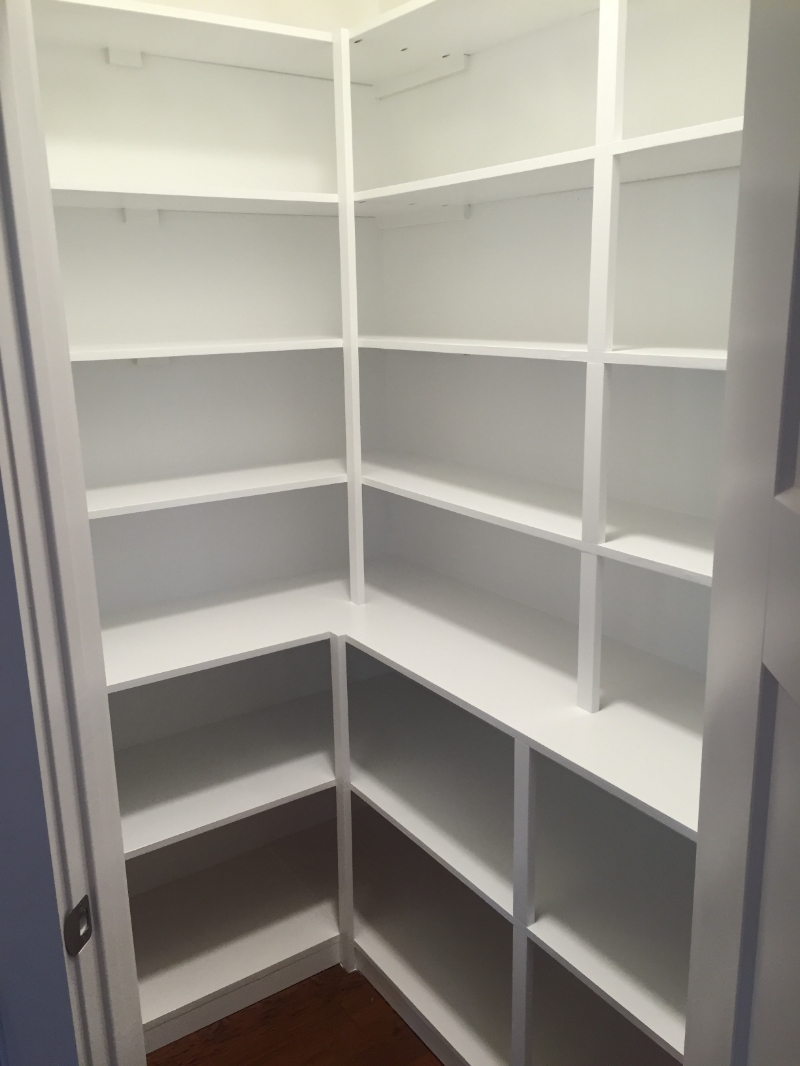 final custom pantry