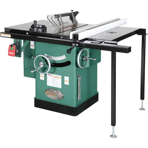 Grizzly Table Saw with Router G1023RLWX