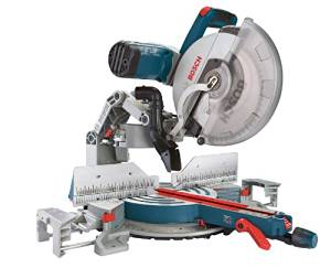 Bosch 12in Miter Saw