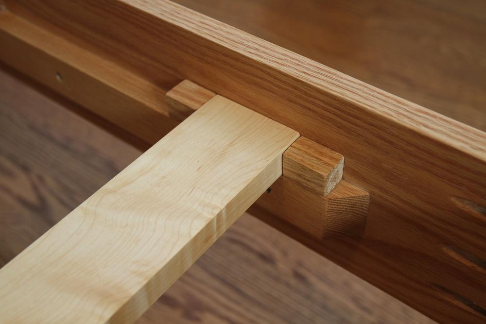 Ethan Bed Wood Slats