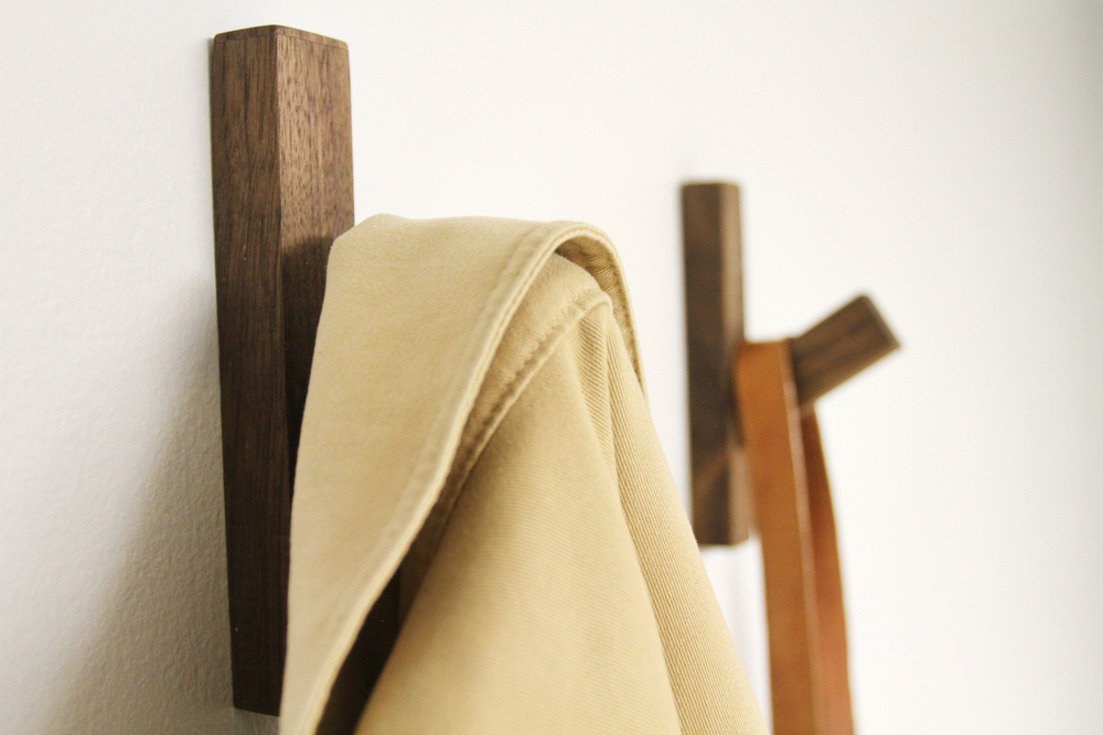 Walnut Coat Detail