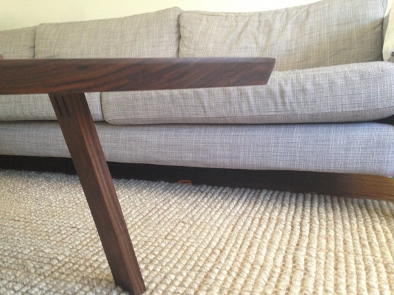 Coffee Table Deail Edge