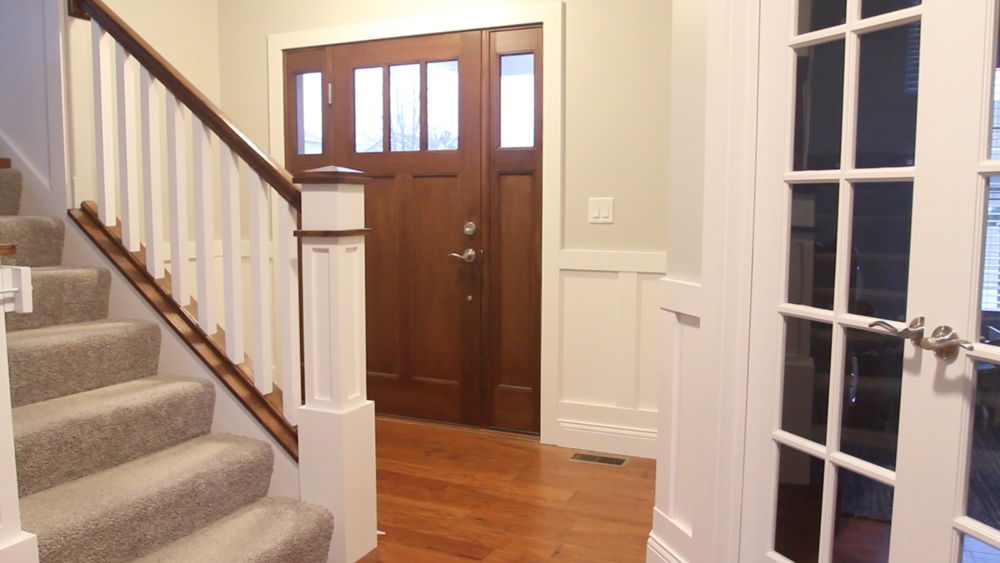 Short Front Entryway